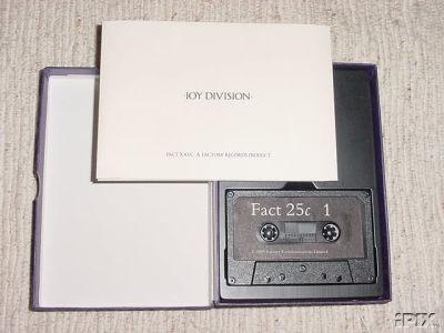 Fac 25 - Joy Division - Closer [Album] (1980)