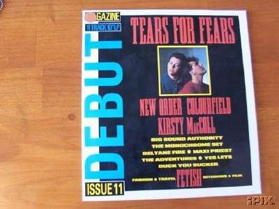 Various Debut LP Magazine Issue 05